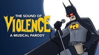 Video The Sound of Violence - A Sound of Silence Batman PARODY MP3, 3GP, MP4, WEBM, AVI, FLV Februari 2018