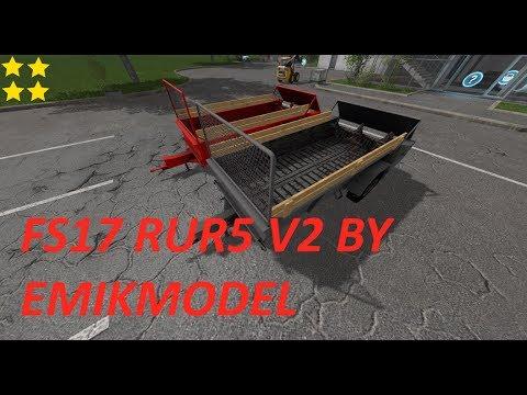 FS17 RUR5 v2 by EmikMODEL