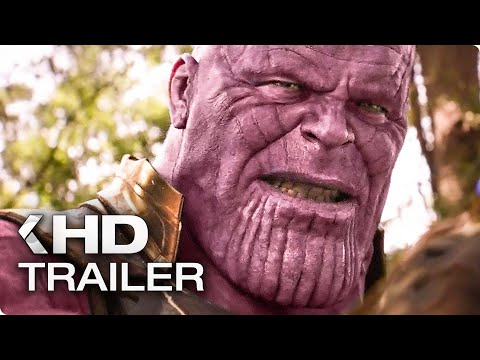 AVENGERS 3: Infinity War Trailer 2 German Deutsch (2018)