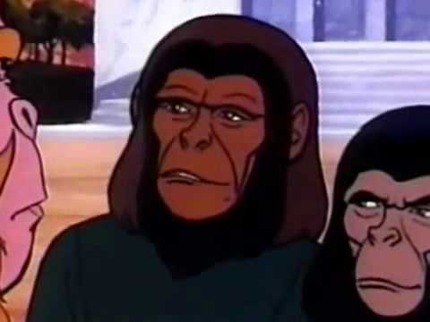 Return to the Planet of the Apes (Cartoon) 2