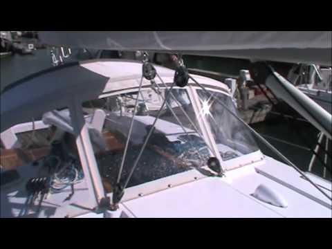 Hanze 400 California Style Dodger Sportech Sails