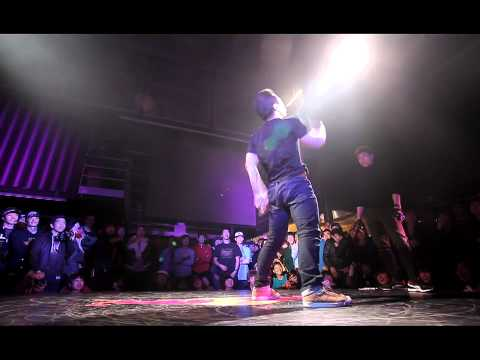 Redbull Bboy Battle 16강 Gate vs Snake