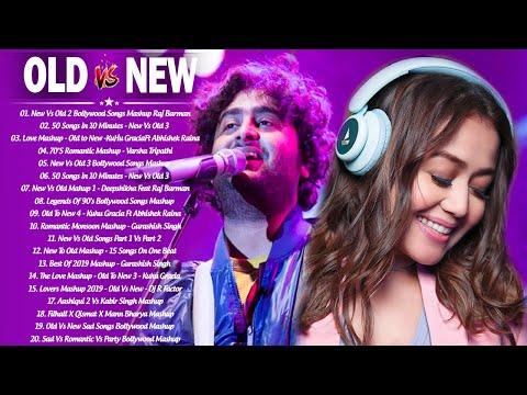Old Vs New Bollywood Mashup 2021 \ New Romantic Hindi Songs Mashup - BOLLYWOOD MASHUP 2021#LIVE