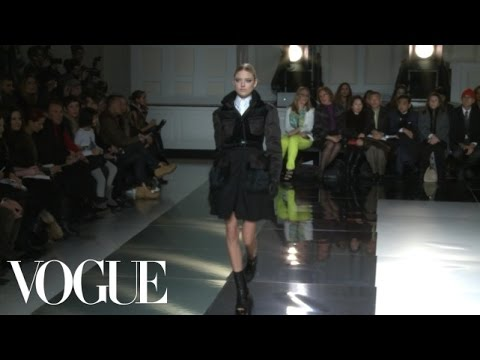 Jason Wu - Runway, backstage, and front-row footage from the New York Ready-to-Wear show.