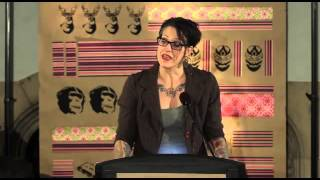 Nadia Bolz-Weber of House for All Sinners and Saints shares a best idea for new media (full presentation) - See more at:...