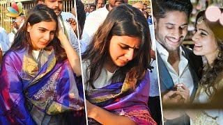 Video Actress Samantha Visits Tirumala Tirupati after announcing her Wedding Date   Hot Tamil Cinema News MP3, 3GP, MP4, WEBM, AVI, FLV November 2017