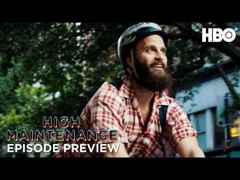 'I'm Glad We're Still Friends!' Ep. 9 Preview | High Maintenance | Season 3