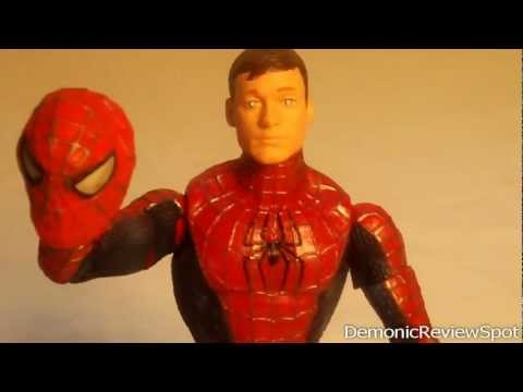 Wrestler Spider-Man Review