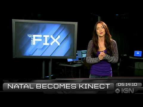 preview-IGN Daily Fix, 6-14: Slim 360, Kinect, & New Games (IGN)