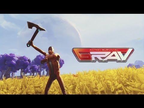 трейлер GRAV