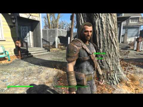 Fallout 4 Survival: P2E8: Covenant and Oberland Station