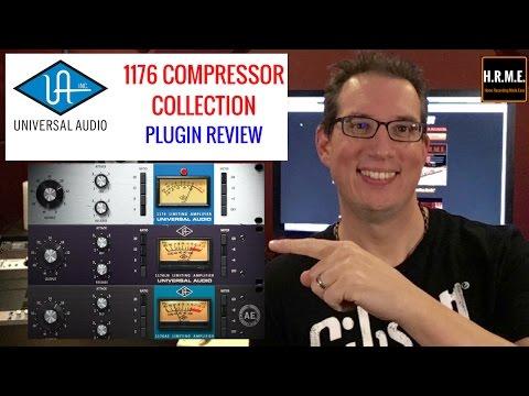 Universal Audio 1176 Collection - Plugin