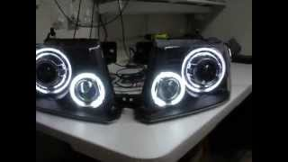 04-08 F150 #13 - 55 Watt HID / Bi-Xenon Projector Retro-Fit by Sick HIDs