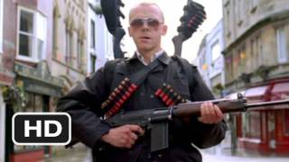 Nonton Hot Fuzz Official Trailer #1 - (2007) HD Film Subtitle Indonesia Streaming Movie Download