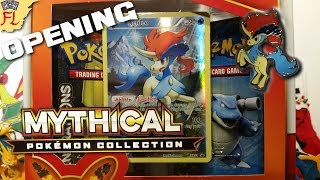 Opening a Pokemon TCG Keldeo Mythical Pokemon Collection Box - TWO YEAR ANNIVERSARY! by Flammable Lizard