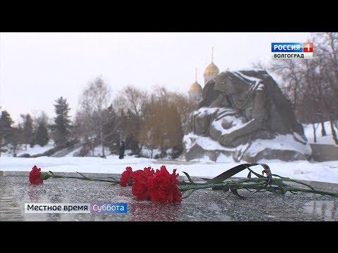 200 огненных дней и ночей Сталинграда