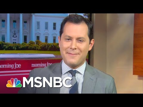 What Happens If You Insult A Morning Joe 'Technician' | Morning Joe | MSNBC