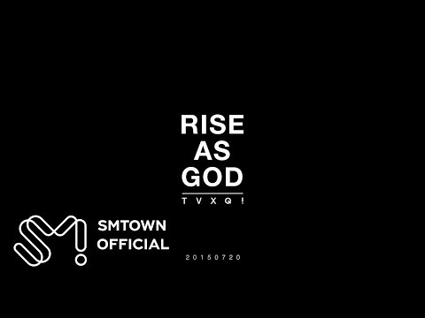 TVXQ will 'RISE AS GOD' i…