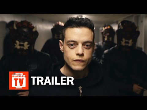 Mr. Robot Season 4 Trailer | 'A Showdown Between Elliot & Whiterose' | Rotten Tomatoes TV