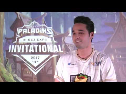 Thiel - Player Spotlight - Paladins Invitational 2017