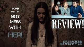 Nonton The Follower  2017  Found Footage Horror Movie Review  Film Subtitle Indonesia Streaming Movie Download