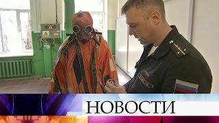 ВПетербурге завершились испытания нового спасательного снаряжения для моряков-подводников.