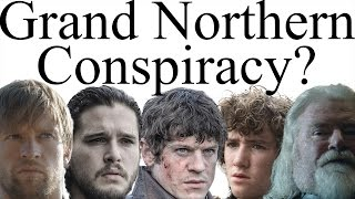 Is there a Grand Northern Conspiracy to restore the Starks to power? Is there a plot in Winterfell against the Boltons? Is Stoneheart working with Maege Mormont, Galbart Glover, and Howland Reed? Will Jon Snow be King in the North in the books?This video contains spoilers for the Game of Thrones books and show, including preview TWOW chapters.Subscribe: http://bit.ly/1NtFJufFacebook: https://www.facebook.com/pages/Alt-Shift-X/300119650155615Twitter: https://twitter.com/AltShiftXTumblr: http://altshiftx.tumblr.com/Patreon: https://www.patreon.com/AltShiftXBuy A Game of Thrones (ASOIAF Book 1): http://amzn.to/292JmwyBuy ASOIAF Books 1-5: http://amzn.to/2970vVuCreated with Adobe After Effects and a Blue Yeti USB microphone.Images and video from Game of Thrones are the property of their creators, used here under fair use.Images from The World of Ice and Fire are used with permission from Random House.Art by Amok: https://www.facebook.com/amokanetArt by Zippo514: http://zippo514.deviantart.com/Art by Ertaç Altınöz: http://ertacaltinoz.deviantart.com/Special thanks to:Lady Gwynhyfvar and Yolkboy at Radio Westeros: https://www.youtube.com/channel/UCEYEAoXMCXS8e-L9yJDSD7QNina Friel at http://goodqueenaly.tumblr.com/References / further reading:Westeros.org: http://asoiaf.westeros.org/index.php?/topic/59217-the-northmen-inside-and-outside-winterfell-conspiracy-the-gnc-the-grand-northern-conspiracy/Yeade: http://zincpiccalilli.tumblr.com/tagged/meta:-the-north-remembersRadio Westeros: https://www.youtube.com/watch?v=rBsXkTq1GQALady Gwynhyfvar: https://ladygwynhyfvar.wordpress.com/2013/08/24/gnc/Nina Friel: https://warsandpoliticsoficeandfire.wordpress.com/2015/05/09/the-mermans-ambitions/Cantuse: https://www.reddit.com/r/asoiaf/comments/1ukioo/spoilers_all_i_think_i_broke_the_grand_northern/Bran Vras: http://branvras.free.fr/HuisClos/Contents.htmlBryndenBFish: https://www.reddit.com/r/asoiaf/comments/58hfm3/spoilers_extended_the_heirs_of_winterfell_and_the/Preston Jacobs: https://www.youtube.com/watch?v=SZ1JLlqY7XI&index=4&list=PLCsx_OFEYH6v1vu8roFM3MzuU6TT84SpIThanks to the following Patrons: Jason A. Diegmueller, Reverend Xandria, @MrFifaSA, Cameron Weiss, @Vineyarddawg, Eric Louis-Dreyfus, Jason Pan, Jason Rattray, Cynbobby Joe, Kate Lyons, Ryan Steele, Michael Appell, Artorias Stark, David Howe, Fallon Mail, Cregg Riley, Sean Ludtke, Todd Marcus, Chris Cole, Moiraine Sedai, Jake Burling, Chris Amolsch, Matthew Elisha Williams, Fred Petty