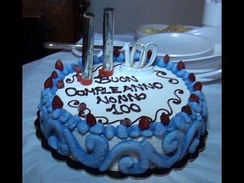 Patti. 100 candeline per nonno Giuseppe Rago.