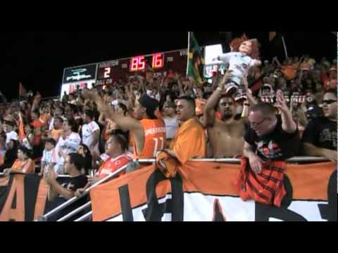 Video - The North End - Dynamo vs New York Red Bulls - 05/21/2011 - The North End - Houston Dynamo - Estados Unidos