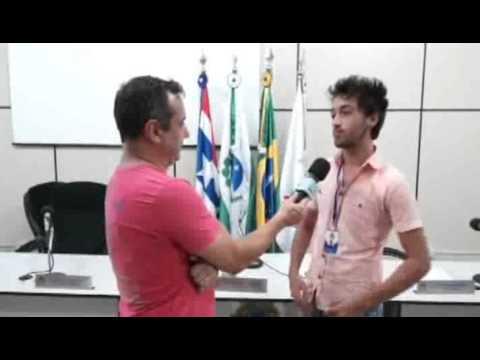 No Programa 40 Minutos, produzido por Luciano Picinatto, e transmitido pela TV Interativa de Medianeira, foi apresentado um pouco do trabalho desenvolvido por nossos estagiários da Câmara Municipal. O