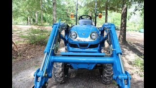 7. XJ2025 LS Tractor Review