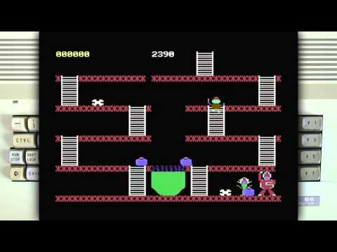 Eshaktaar - Kongo Kong © 1983 Mogul Communications Programmed by Mike Wacker The game was requested by Eshaktaar Hardware used: C64C and 1541 Ultimate-II Cartridge. Capt...