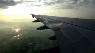 Just a compilation video of Take Off and Landing and Some crossing with other planes during my flight to Zurich!!!!