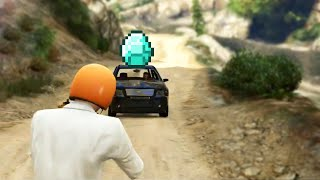 Stealing Diamonds From Fort Knox (GTA 5)