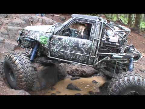 wheeling - Here's the spot from Pirate 4x4 TV where Jessi Combs and Lance Clifford (from Pirate 4x4) hit the trails with WARN in Tillamook State Forest. We slipped and ...