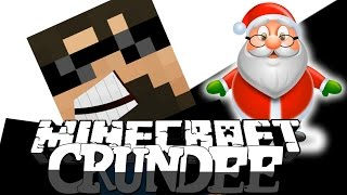 Minecraft: CRUNDEE CRAFT | CHRISTMAS TROLL?! [17]