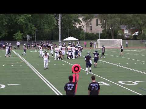 LFS12 Semaine 6 : Panthères vs Bulldogs (7 septembre 2019)