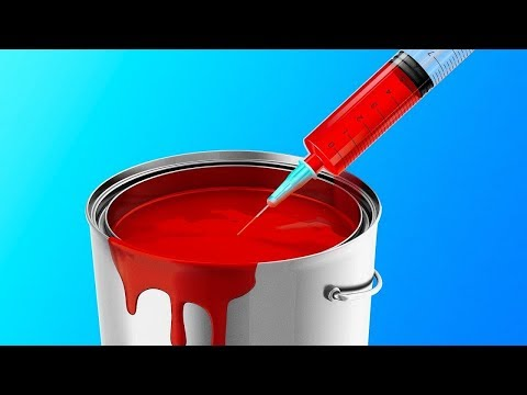 18 truques para pintura