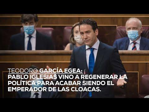 Pablo Iglesias vino a regenerar la política para acabar siendo el emperador de las cloacas