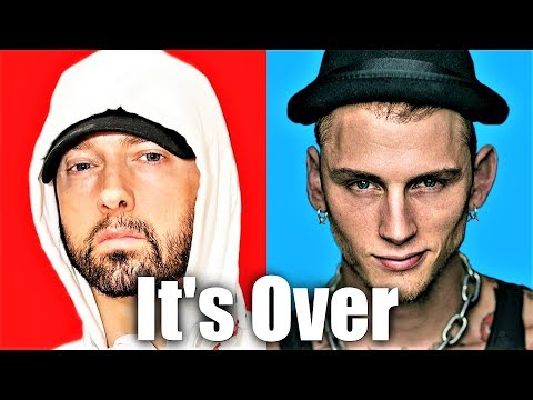 MGK Admits He Cant Respond To EMINEMs Killshot [BEEF IS OVER]_Best videos: Music