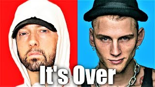 Video MGK Admits He Can't Respond To EMINEM's Killshot [BEEF IS OVER] MP3, 3GP, MP4, WEBM, AVI, FLV Oktober 2018