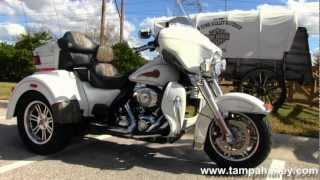 10. 2010 Harley-Davidson  Tri Glide Trike