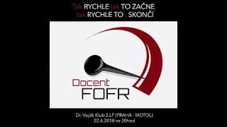 Video Docent FOFR - foxy cover