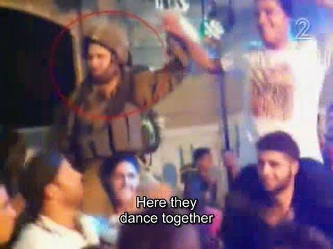 des soldats isra liens coupables d avoir dans avec des palestiniens sur gangnam style. Black Bedroom Furniture Sets. Home Design Ideas