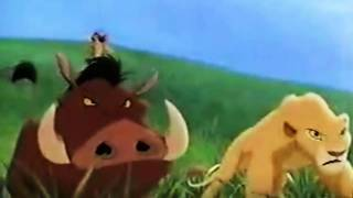 Trailer of The Lion King 2: Simba's Pride (1998)