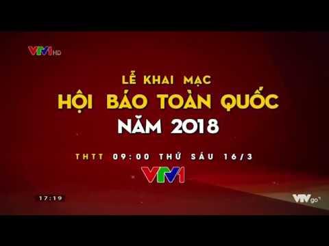 VTV tham dự Hội Báo toàn quốc 2018