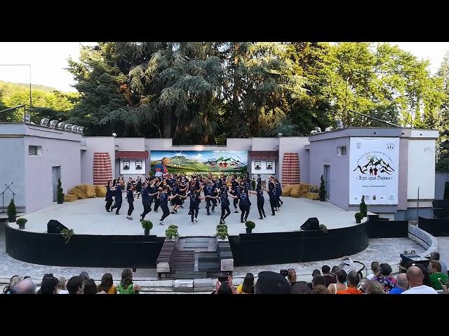 Янциска - хоро от Егейска Македония