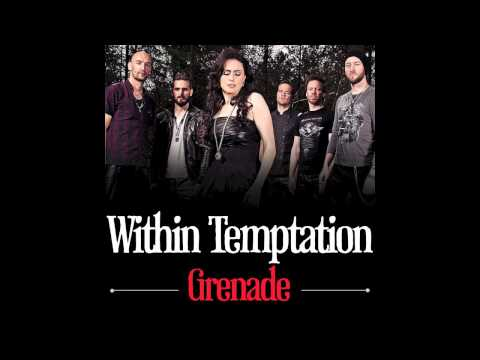 Tekst piosenki Within Temptation - Grenade (Bruno Mars cover) po polsku
