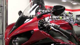 10. Oakville Yamaha's 2011 Rizoma Yamaha YZF-R1