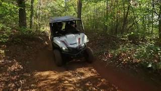 4. 2018 Yamaha Wolverine X4 Review